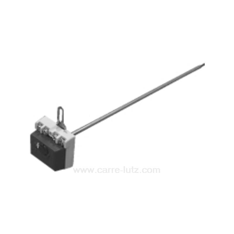 Thermostat de chauffe eau cotherm type tus370 longueur 370 for Type de chauffe eau
