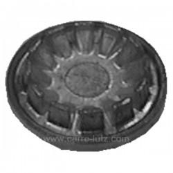Chapeau de bruleur laiton 28 mm Onofri , reference 738068