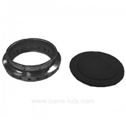 Chapeau de bruleur diamètre 42 mm Scholtes Brandt Thomson 71x5063 71x5068 , reference 738077