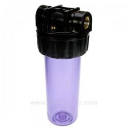 PORTE FILTRE SIMPLE Filtration de l'eau 752005, reference 752005