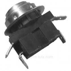 Thermostat 2 températures 4 cosses NC 40° NC 90° , reference 223052