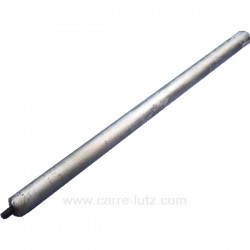 Anode de chauffe eau diamètre 20 mm filtage 8 mm, reference 703651B