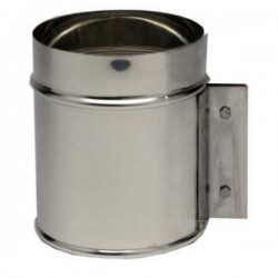 Collier de départ inox diamètre 139 mm, reference 705751