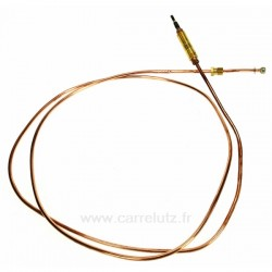 Thermocouple de table de cuisson 1200 mm Ariston Indesit Scholtes C00028639 , reference 796008