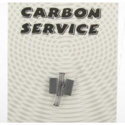 Jeu de charbon moteur 5x4x10 mm, reference 801035