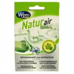 Desodorisant pour aspirateur Parfum menthe citronelle, reference 802513