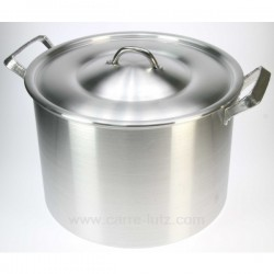 MARMITE ALU ANSES ALU Batterie de cuisine diverse 991IB011, reference 991IB011