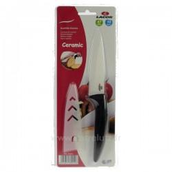 Couteau de cuisine lame céramique de 10 cm Lacor La cuisine 991LC39210, reference 991LC39210
