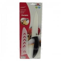 Couteau de cuisine lame céramique de 18 cm Lacor La cuisine 991LC39218, reference 991LC39218