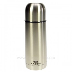 Bouteille isotherme Inox 0.35 litre Lacor 62441, reference 991LC62441