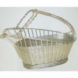 PANIER A BOUTEILLE INOX 18/10 Le vin 991LC62950, reference 991LC62950
