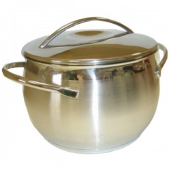 MARMITE AVEC COUVERCLE BELLY Batterie de cuisine 991LC79120, reference 991LC79120
