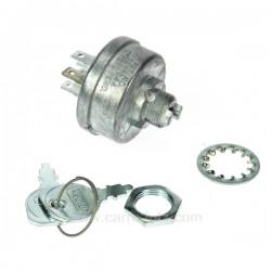 Contacteur de tondeuse à gazon  3 positions  5 bornes  type magnéto  iamètre de montage : 14.3 mm  , reference 9983050