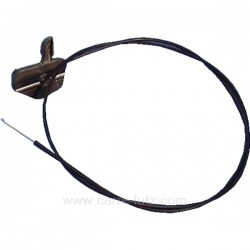 Commande à cable embout baionnette 160 cm , reference 9983052