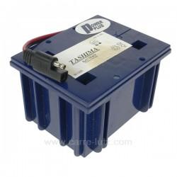 Batterie acide gélifié 12V 2,5A Briggs & Stratton, reference 9983205