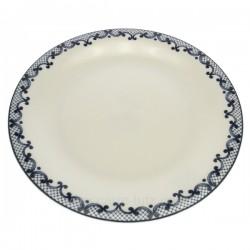 assiette plate Anya Porcelaine Bruno Evrard CL10010900, reference CL10010900