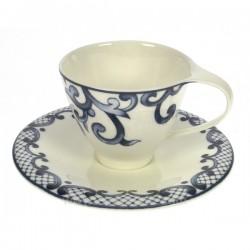 paire tasse a cafe Anya Porcelaine Bruno Evrard CL10010904, reference CL10010904