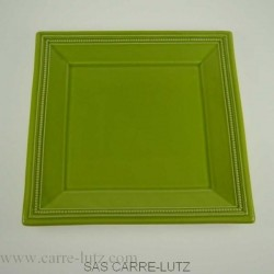 ASSIETTE CARReE 22 CM Porcelaine de table CL10020014, reference CL10020014