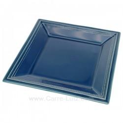 ASSIETTE CARReE 22 CM Porcelaine de table CL10020015, reference CL10020015