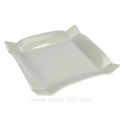 Assiette mise en bouche Zen Porcelaine de table CL10020053, reference CL10020053