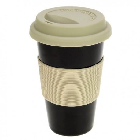 Isotherme Noire Couleur Double Noir Paroi Porcelaine En Mug bm7vfgIyY6