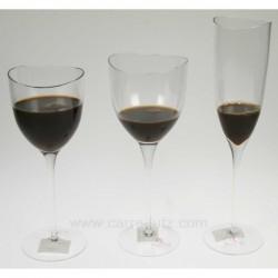 FLUTE a CHAMPAGNE Service de verre CL20010064, reference CL20010064