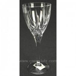 Verre eau Trix par 6 Service de verre CL20010085, reference CL20010085