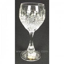 Verre a eau Paris par 6 Service de verre CL20010116, reference CL20010116