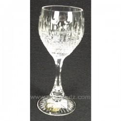 Verre a vin Paris par 6 Service de verre CL20010117, reference CL20010117