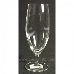 Flute champagne Wine basic x 6 Service de verre CL20010124, reference CL20010124