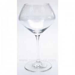Verre a vin rouge Elegance par 6 Service de verre CL20010137, reference CL20010137
