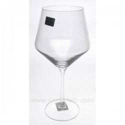6 bourgognes Pure en Tritan Service de verre CL20011047, reference CL20011047