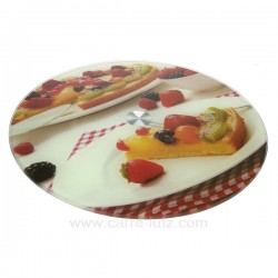 Plateau tournant a gateaux Arts de la table CL21010006, reference CL21010006