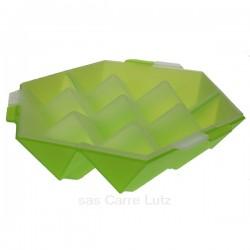 Bac à glaçons XL vert Lékué, reference CL21020208