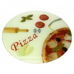 Plat a pizza tournant Arts de la table CL21030006, reference CL21030006