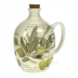 Cruche a huile d olive Arts de la table CL22000022, reference CL22000022
