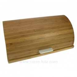Boite a pain bambou La cuisine CL23000020, reference CL23000020