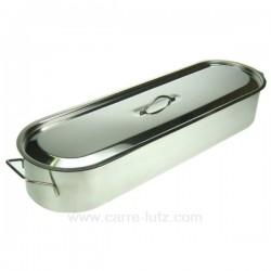 POISSONNIeRE INOX Batterie de cuisine diverse CL26000002, reference CL26000002
