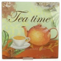 DESSOUS DE PLAT TEA TIME Arts de la table CL28000022, reference CL28000022