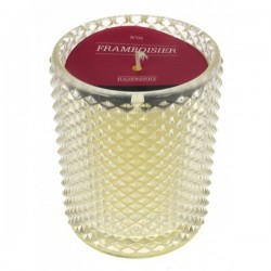Bougie parfumée Framboisier Point à la ligne, reference CL31000045