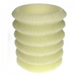 Lampion blanc rechargeable Point à la ligne, reference CL31000114
