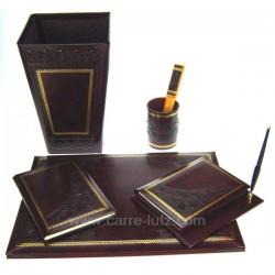 PARURE DE BUREAU 6 PIeCES Cadeaux - Décoration CL42000005, reference CL42000005