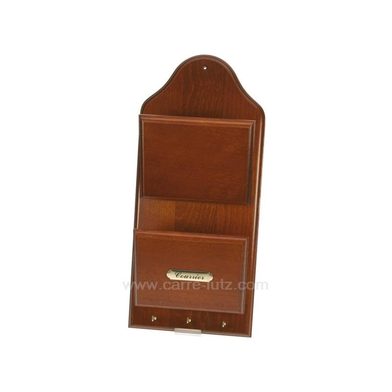 PORTE COURRIER MURAL Cadeaux   Décoration CL42000022, Reference CL42000022