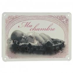 Plaque de porte chambre fille Cadeaux - Décoration CL46300101, reference CL46300101