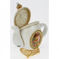 OEUF VeRITABLE Cadeaux - Décoration CL49300026, reference CL49300026
