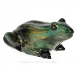 Grenouille Perrier Cadeaux - Décoration CL49500023, reference CL49500023