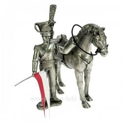 Lancier et son cheval Cadeaux - Décoration CL49800026, reference CL49800026