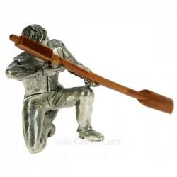 Soldat avec rame pour le coté étains du prince, reference CL49800032