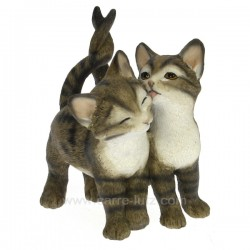 Couple chat marron Léonardo Collection CL50001037, reference CL50001037
