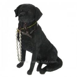 Labrador noir laisse Léonardo Collection CL50011030, reference CL50011030